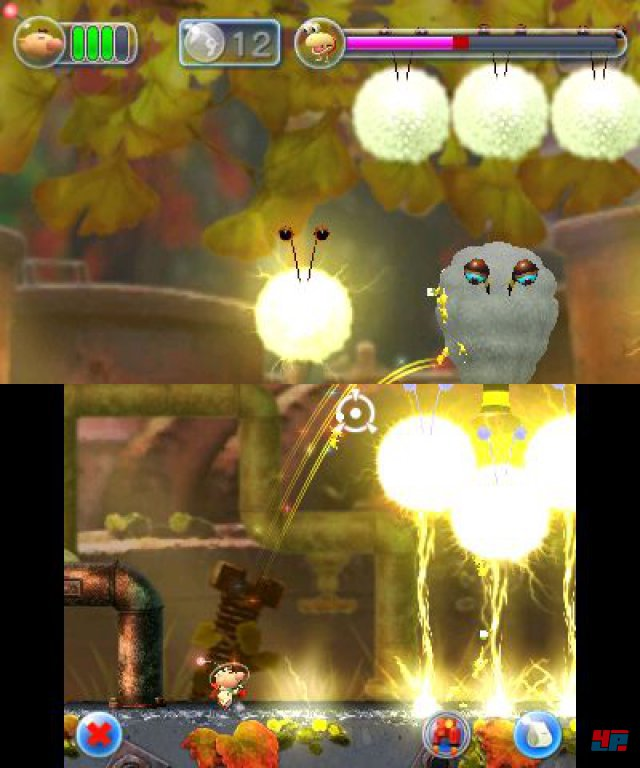 Screenshot - Hey! Pikmin (3DS) 92550139