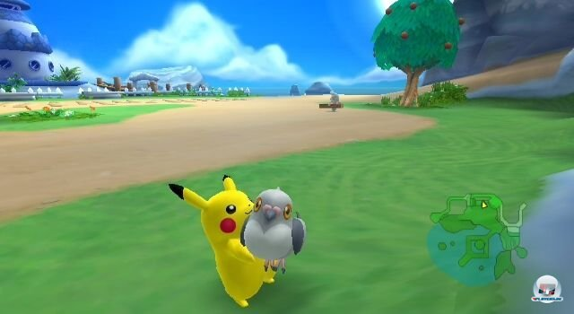 Screenshot - PokéPark 2: Beyond the World (Wii) 2266727