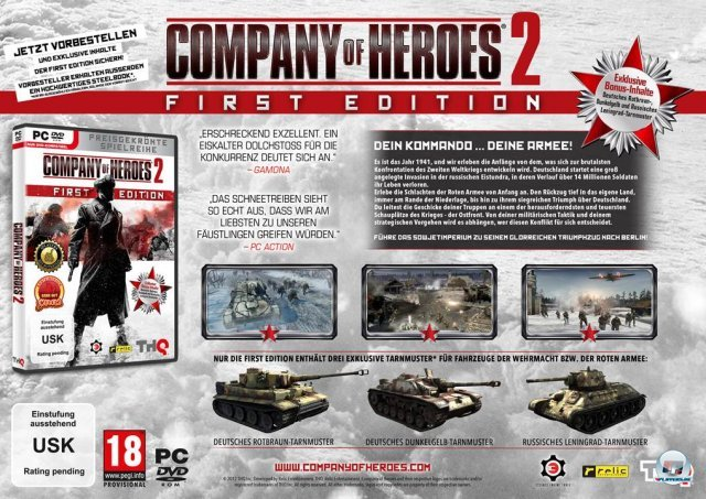 Screenshot - Company of Heroes 2 (PC) 92426552