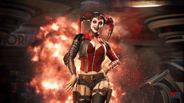 Screenshot - Injustice 2 (PS4)