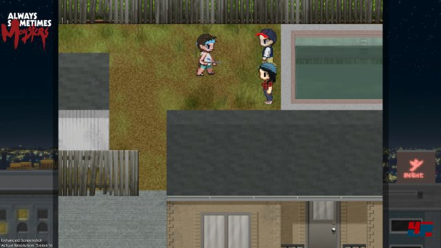 Screenshot - Always Sometimes Monsters (PC) 92483038