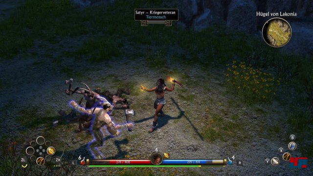 Screenshot - Titan Quest (Switch) 92570918
