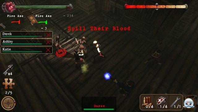 Screenshot - Silent Hill: Book of Memories (PS_Vita) 2375277