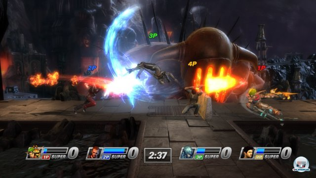 Screenshot - PlayStation All-Stars: Battle Royale (PlayStation3) 92425287
