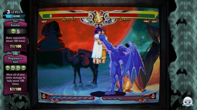 Screenshot - Darkstalkers: Resurrection (360) 92412477
