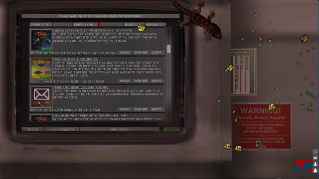 Screenshot - 3030 Deathwar Redux (PC)