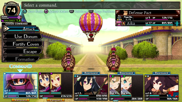 Screenshot - Labyrinth of Refrain: Coven of Dusk (PS4) 92574009
