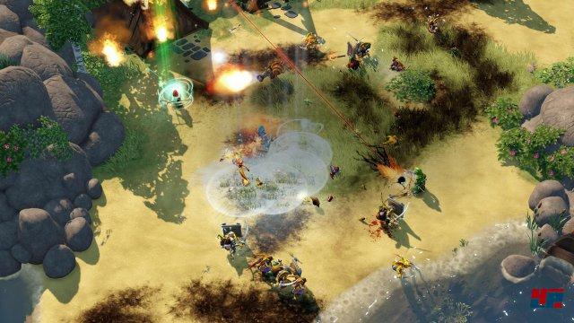 Screenshot - Magicka 2 (PC)