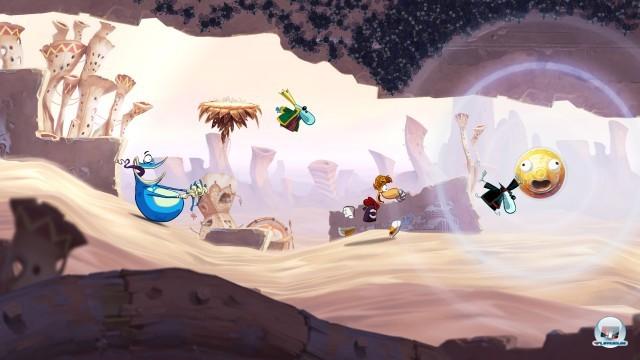 Screenshot - Rayman Origins (PlayStation3) 2248267