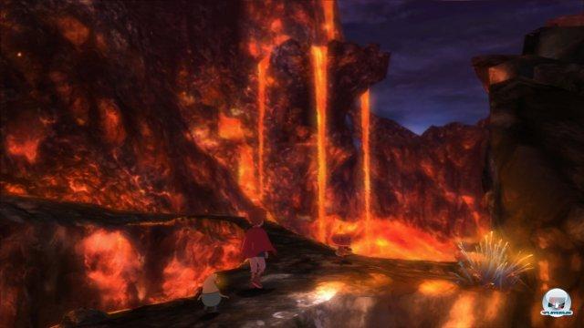 Screenshot - Ni No Kuni: Der Fluch der Wei�en K�nigin (PlayStation3) 2385292