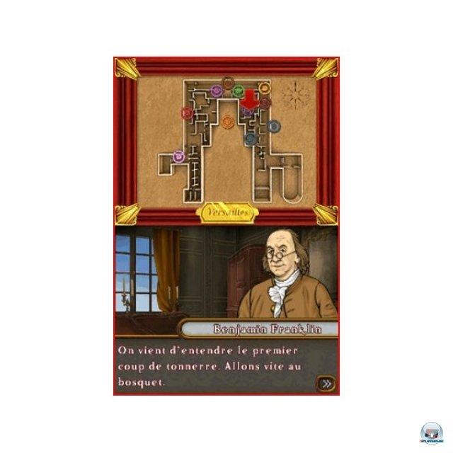 Screenshot - Marie-Antoinette Episode 1: Die Wolfsbruderschaft  (NDS)