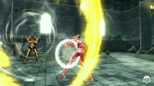 Screenshot - Saint Seiya: Sanctuary Battle (PlayStation3) 2265547