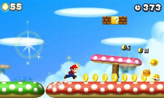 Screenshot - New Super Mario Bros. 2 (3DS) 2366052
