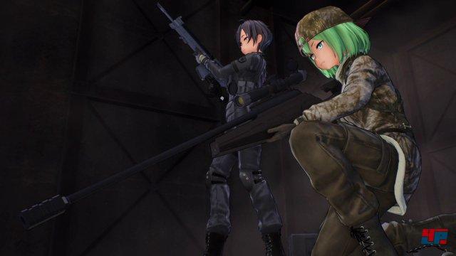 Screenshot - Sword Art Online: Fatal Bullet (PC)