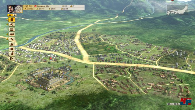 Screenshot - Nobunaga's Ambition: Sphere of Influence - Ascension (PC) 92534428