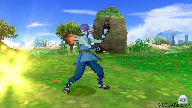 Screenshot - Dragon Quest X Online (Wii) 2292912