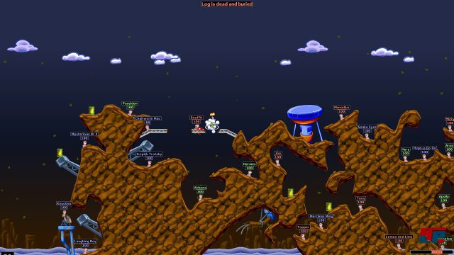 Screenshot - Worms World Party (PC) 92506454