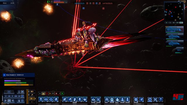 Screenshot - Battlefleet Gothic: Armada 2 (PC) 92581819