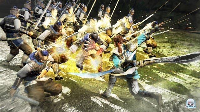 Screenshot - Dynasty Warriors 8 (PlayStation3) 92433562