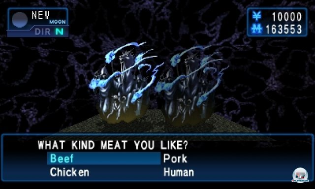 Screenshot - Shin Megami Tensei: Devil Summoner - Soul Hackers (3DS) 92460037