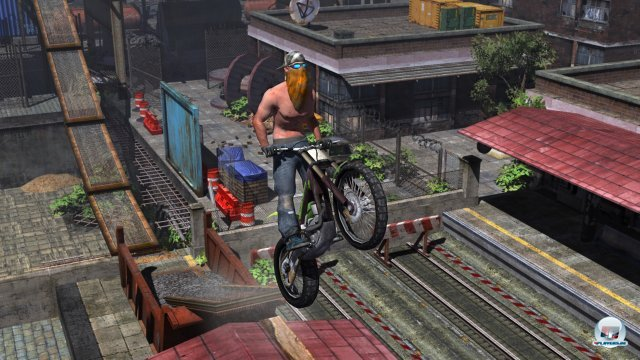 Screenshot - Urban Trial Freestyle (3DS) 92451697