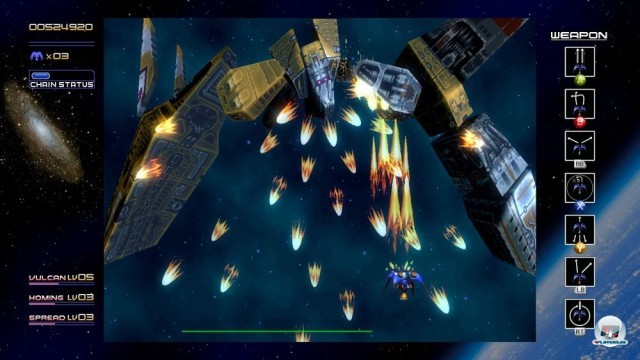 Screenshot - Radiant Silvergun (360) 2234598