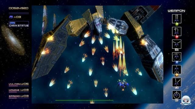 Screenshot - Radiant Silvergun (360) 2234598