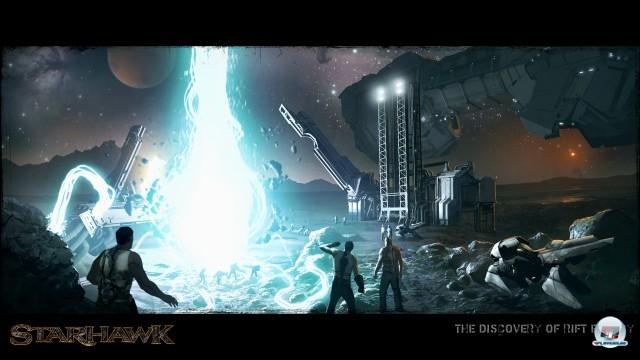 Screenshot - Starhawk (PlayStation3) 2228069