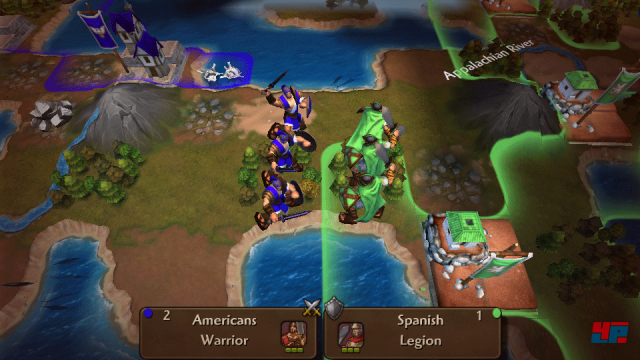 Screenshot - Civilization Revolution 2 (PS_Vita)