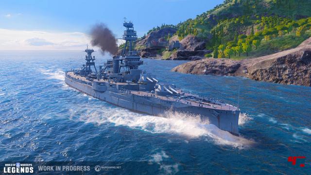 Screenshot - World of Warships (PS4) 92572377