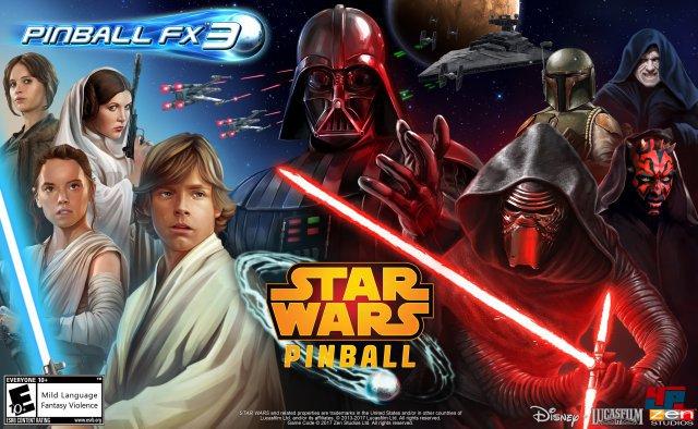 Neben Bethesda Pinball und Marvel Pinball werden auch die Star-Wars-Flippertische von Pinball FX3 unterstützt. Wer die Tische bereits in seiner FX2- oder Zen-Pinball-2-Sammlung hat, kann sie kostenlos importieren.
