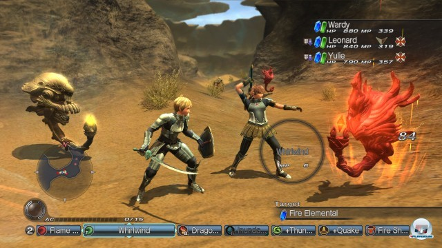 Screenshot - White Knight Chronicles II (PlayStation3) 2226848