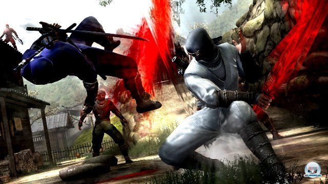 Screenshot - Ninja Gaiden 3 (PlayStation3) 2297597