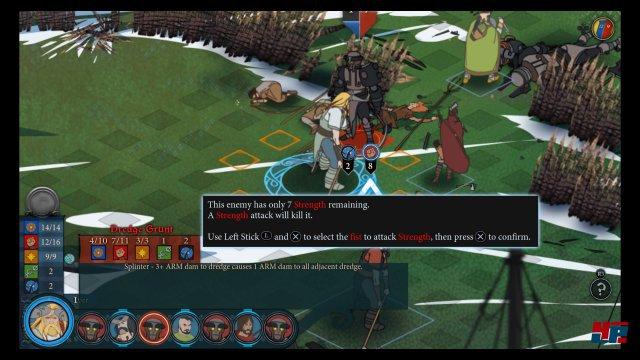 Screenshot - The Banner Saga 2 (PS4) 92529126
