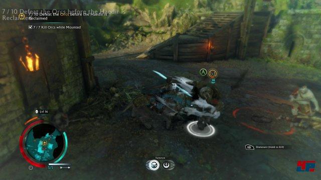 Screenshot - Mittelerde: Schatten des Krieges (PC)