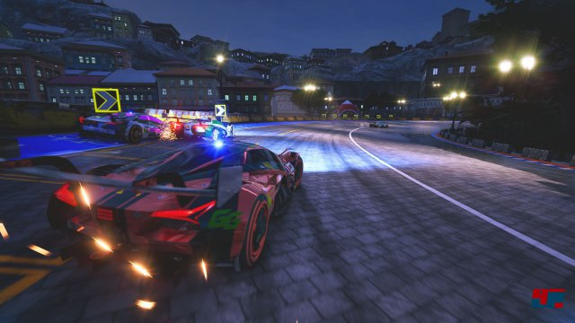 Screenshot - Xenon Racer (PC)