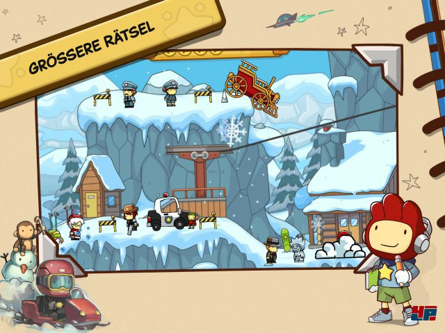 Screenshot - Scribblenauts Unlimited (Android)