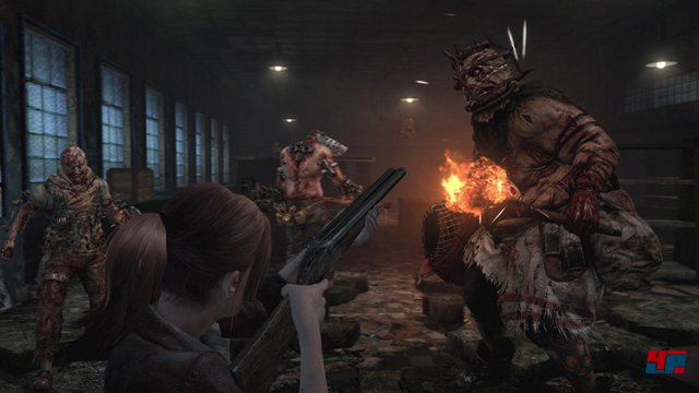 Screenshot - Resident Evil: Revelations 2 (Switch) 92556505