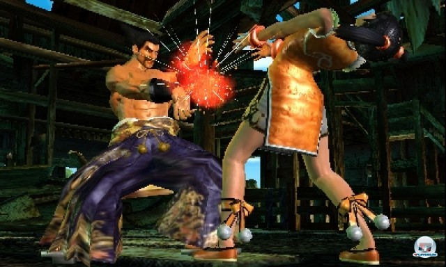 Screenshot - Tekken 3D Prime Edition (3DS) 2250657