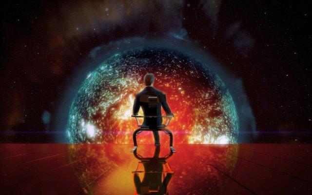 Eine hinterh�ltige Falle? <br><br>    Mit Hilfe des Bordcomputers EDI findet Shepard einen Weg, wie man das Omega 4-Relay passieren kann, doch wird er in einen Hinterhalt der Kollektoren gelockt. Kurze Zeit sp�ter erf�hrt man, dass der