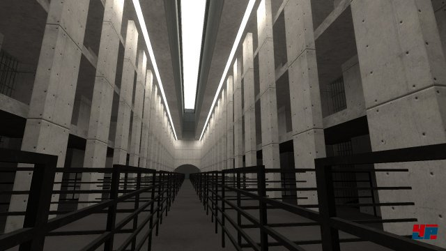 Wohin führen die Korridore und seltsamen Labyrinthe? Codas Spiele geben Fragen auf.