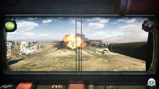 Screenshot - Steel Battalion: Heavy Armor (360) 2326787