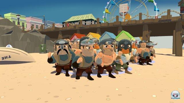Screenshot - When Vikings Attack! (PlayStation3) 2393582