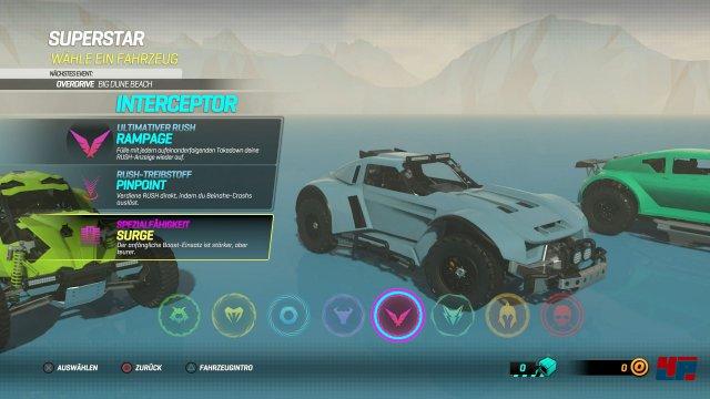 Screenshot - Onrush (PS4)