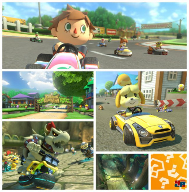 DLC-Paket 2: Animal Crossing X Mario Kart 8