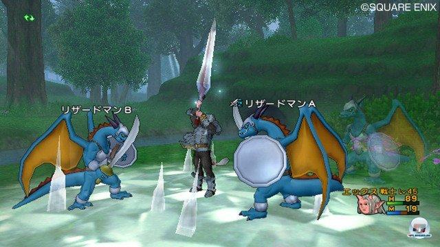 Screenshot - Dragon Quest X Online (Wii) 2370762