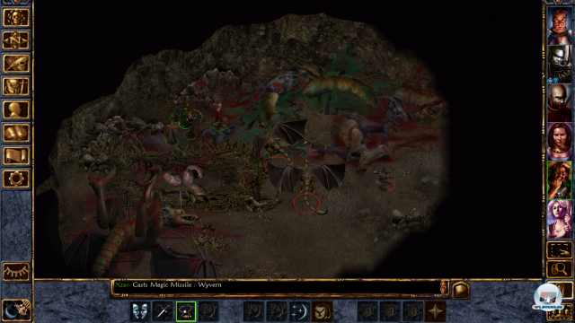 Screenshot - Baldur's Gate: Enhanced Edition (Android) 92400112