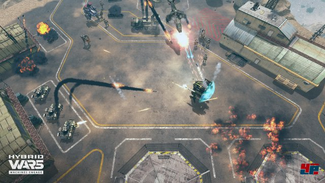 Screenshot - Hybrid Wars (PC) 92534680