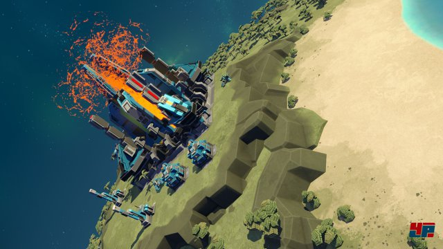 Screenshot - Planetary Annihilation: Titans (PC)