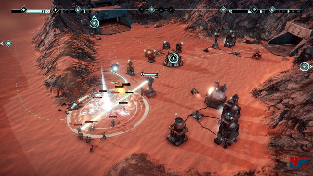 Screenshot - MarZ Rising (PC)